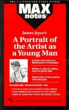 Mitchell, Matthew Portrait of the Artist as a Young Man, a (Maxnotes Literature Guides)