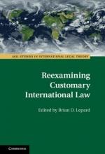 Lepard, Brian D. ASIL Studies in International Legal Theory