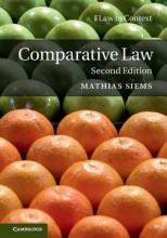 Siems, Mathias Comparative Law