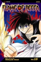 Anzai, Nobuyuki Flame of Recca, Volume 15
