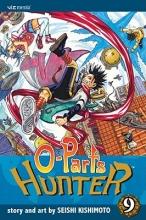 Kishimoto, Seishi O-Parts Hunter, Volume 9