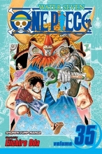 Oda, Eiichiro One Piece, Volume 35