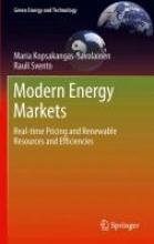 Kopsakangas-Savolainen, Maria Modern Energy Markets
