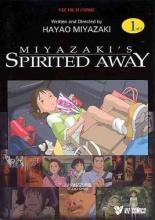 Miyazaki, Hayao,   Hewitt, Cindy Davis,   Hewitt, Donald H. Spirited Away Film Comic 1