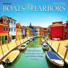 Boats & Harbors 2017 Calendar