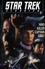 David, Peter Star Trek Classics 5