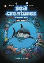 Cazenove, Christophe Sea Creatures in their own words 1