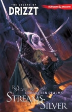 Salvatore, R. A.,   Dabb, Andrew Dungeons & Dragons The Legend of Drizzt 5