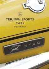 Graham Robson Triumph Sports Cars
