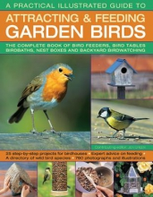 Green, Jen A Practical Illustrated Guide to Attracting & Feeding Garden Birds
