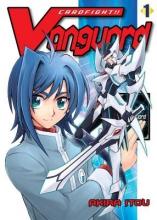 Itou, Akira Cardfight!! Vanguard, Volume 1