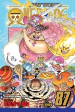 Oda, Eiichiro One Piece 87
