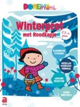 , Winterboek: Winterpret met Roodkapje