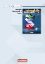 Mathematik interaktiv 6. Sj./Arbeitsh.Ausg.Hessen