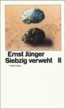 Jünger, Ernst Siebzig verweht II