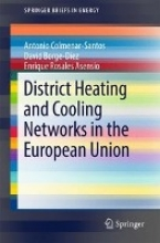 Colmenar-Santos, Antonio District Heating and Cooling Networks in the European Union