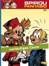 Vehlmann, Fabien Spirou & Fantasio 51: In den Fngen der Viper