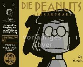 Schulz, Charles M. Peanuts Werkausgabe 21: 1991-1992