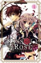 Shouoto, Aya Kiss of Rose Princess 01