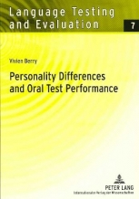 Vivien Berry Personality Differences and Oral Test Performance