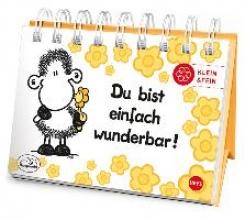 sheepworld - Du bist wunderbar! Geschenkbuch