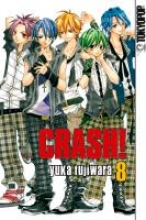 Fujiwara, Yuka Crash! 08