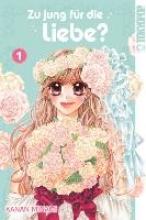 Minami, Kanan Zu jung fr die Liebe? 01