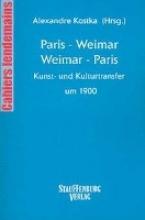Paris - Weimar, Weimar - Paris