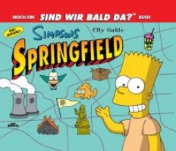 Groening, Matt Simpsons City Guide Springfield