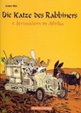 Sfar, Joann Die Katze des Rabbiners 5. Jerusalem in Afrika