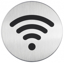 , Infobord pictogram Durable 4785 Wifi 83Mm