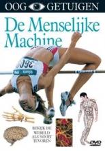 """MENSELIJKE MACHINE onderzoekt de meest complexe machine op aarde: een licht, flexibel, immens sterk """"omhulsel"""" dat lacht, huilt en bloost. Reis mee door het lichaam en ontdek de vitale organen."""