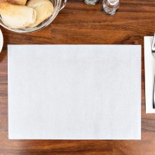 , Placemats Tork 474401 LinStyle 39x30cm wit 100st.