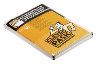 , Envelop CleverPack luchtkussen nr17 250x350mm wit 10stuks