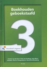 Yvonne van de Voort, Derk-Jan  Heslinga, Teye  Marra Boekhouden geboekstaafd 3