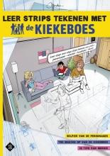 Merho Leer strips tekenen met De Kiekeboes
