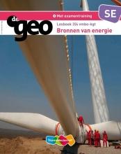 Alice  Peters De Geo 3/4 vmbo-kgt Lesboek SE Bronnen van Energie