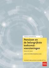 , Pensioen en de belangrijkste toekomstvoorzieningen
