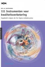 A.D. Oosterhoorn , 111 Instrumenten voor kwaliteitsverbetering