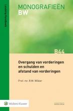 R.M. Wibier , Overgang van vorderingen en schulden en afstand van vorderingen