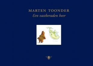 Marten  Toonder Een vastberaden heer luxe editie