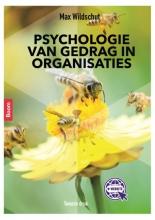 Max Wildschut , Psychologie van gedrag in organisaties
