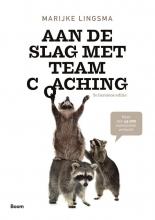 Marijke  Lingsma Aan de slag met teamcoaching