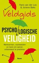 Joriene Beks Hans van der Loo, Veldgids Psychologische veiligheid