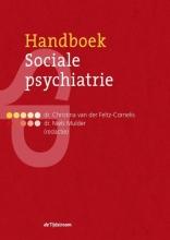 Niels Mulder Christina van der Feltz-Cornelis, Handboek Sociale psychiatrie