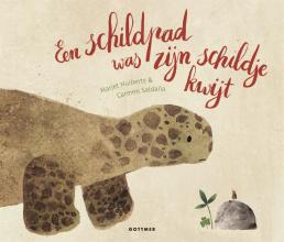 Marjet Huiberts , Een schildpad was zijn schildje kwijt