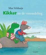 Max  Velthuijs Kikker en de vreemdeling [GROOT]