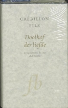 Crebillon fils Franse Bibliotheek Doolhof der liefde