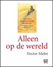 Hector  Malot Alleen op de wereld (grote letter) - POD editie