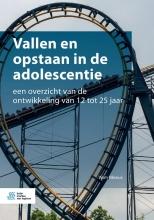 Wim  Meeus Vallen en opstaan in de adolescentie